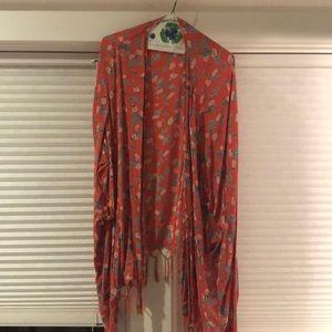 Jackets & Blazers - Boho kimono